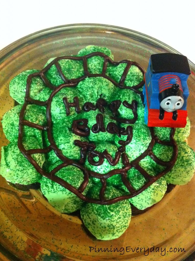 Thomas Cupcakes