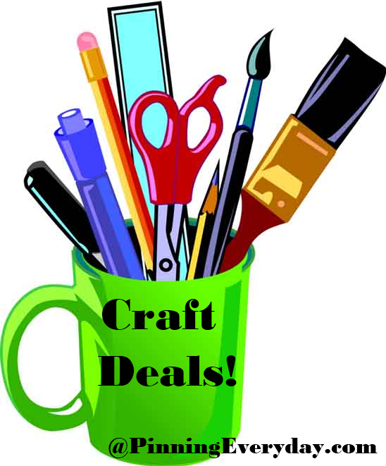 craft deals round-up