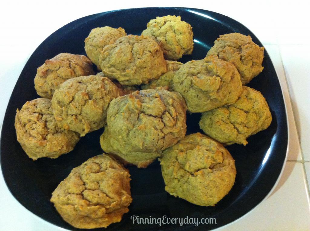 easy pumpkin cookies6